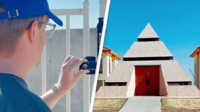 Viral Video TikToker Perlihatkan Suasana Kota Misterius yang Hanya Dihuni 2 Orang Saja