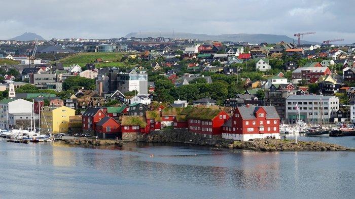 Kota Kopenhagen Denmark