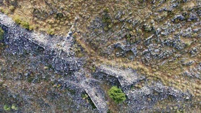 Sebuah Kota Kuno Ditemukan Terpendam di Dalam Tanah Yunani, Lihat Apa yang Ada di Dalamnya