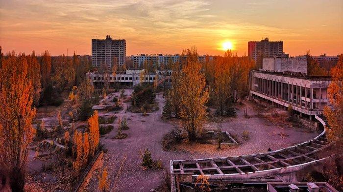 7 Kota Mati Tak Berpenghuni yang Ditinggal Penduduknya Ini Justru Ramai Dikunjungi Wisatawan