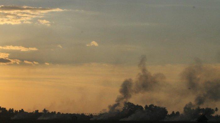 Saranjana - Kota Misterius di Kalimantan, Berpenghuni tapi Tak Kasat Mata