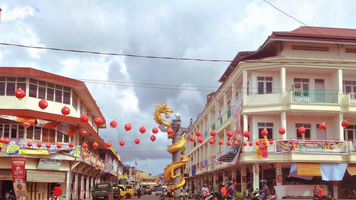4 Destinasi Wisata di Singkawang, Kota dengan Perayaan Imlek Paling Meriah Se-Indonesia