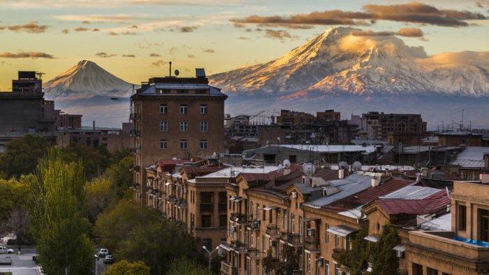 4 Destinasi Wisata di Armenia, Negara yang Beri Kebijakan Visa on Arrival untuk WNI