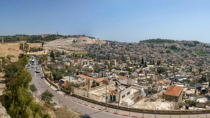 9 Fakta Unik Yerusalem, Kota yang Telah Diwarnai Konflik Selama Bertahun-tahun
