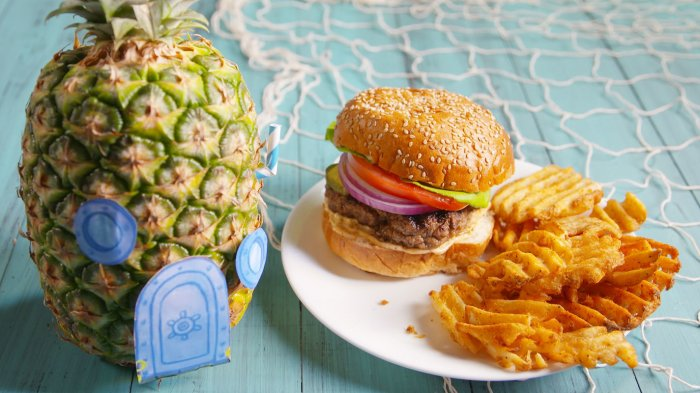 Butterbeer hingga Krabby Patty, 5 Makanan di Film yang Bikin Kita Ngiler Sekaligus Pingin Nyicip