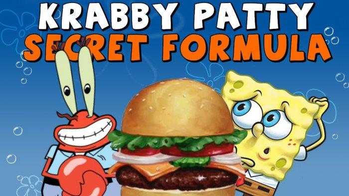 5 Makanan dan Minuman dari Film Terkenal, Mulai Krabby Patty hingga Butterbeer
