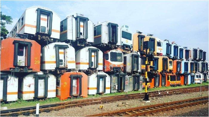Kuburan Kereta Purwakarta, Destinasi Anti Mainstream dengan Lanskap Instagramable yang Kini Hilang