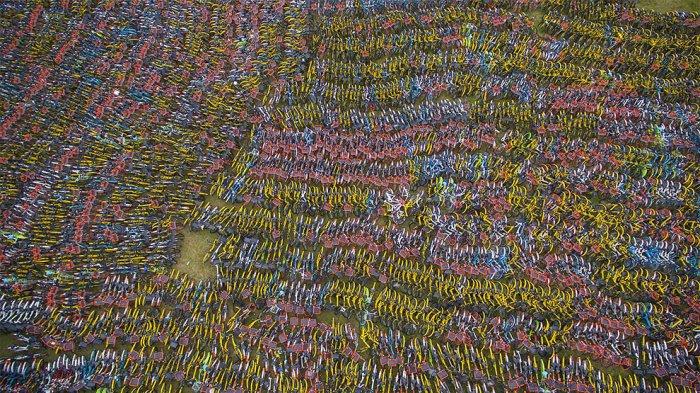 Jauh dari Kata Seram, 'Kuburan' Tersembunyi di China Ini Diklaim Istagramable tapi Penuh Kontroversi