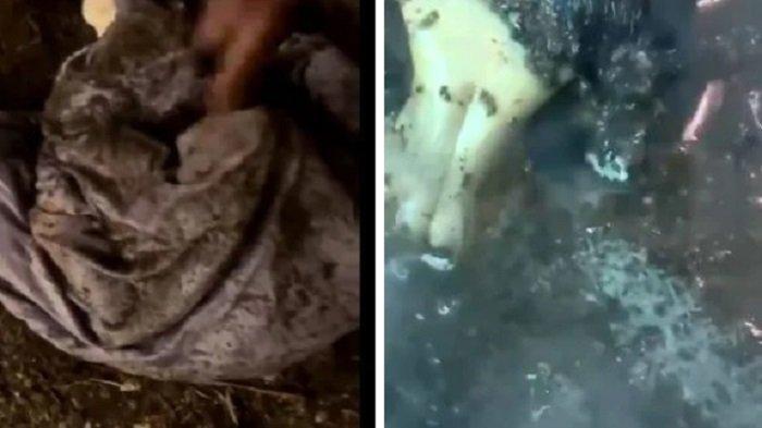 Viral di Medsos, Aksi Mengerikan Rapper Gali dan Masak Kucing Peliharaanya yang Mati