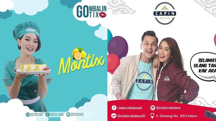 6 Brand Kue Kekinian Milik Seleb Indonesia di Kota Cirebon, Gotix Cake hingga Cirebon Kelana