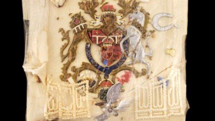 kue dari pernikahan Pangeran Charles dan Putri Diana