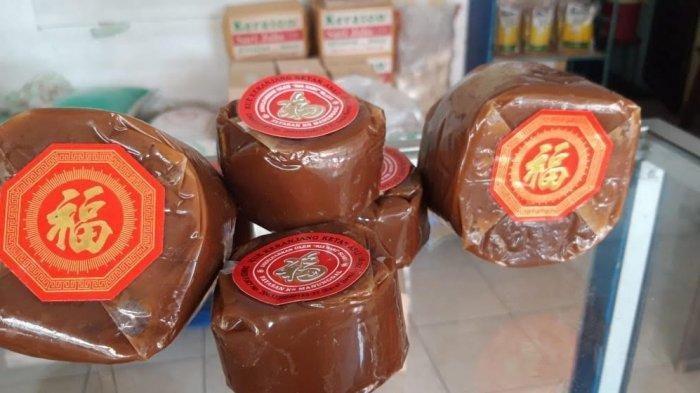 Kue keranjang yang hanya ditemui saat Imlek ternyata memiliki banyak arti bagi masyarakat Tionghoa.