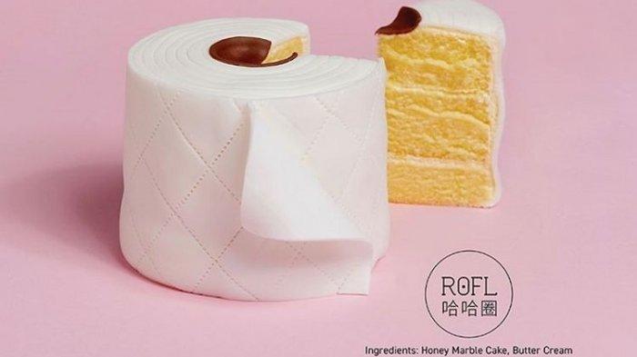 Kue Tisu Toilet Hadir di BreadTalk Singapura, Sudah Ada di Indonesia?