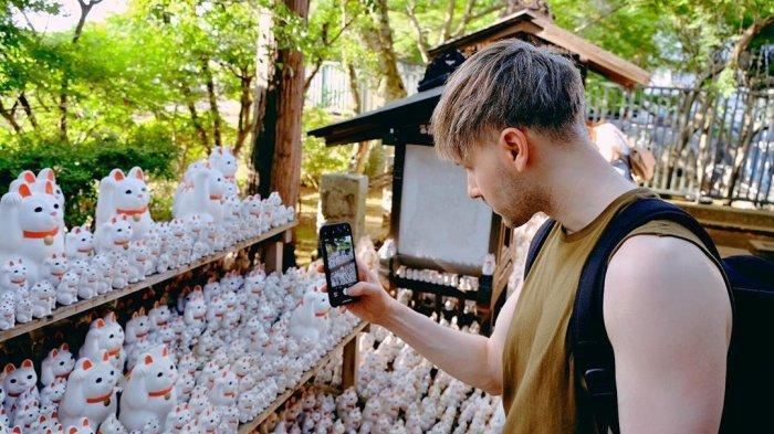 7 Tempat Wisata Gratis di Tokyo, Kuil Gotokuji Tawarkan Spot Instagramable