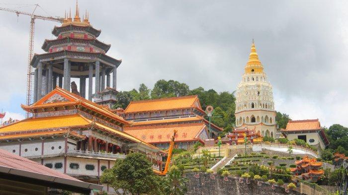 Kuil Kek Lok Si, Penang - Malaysia