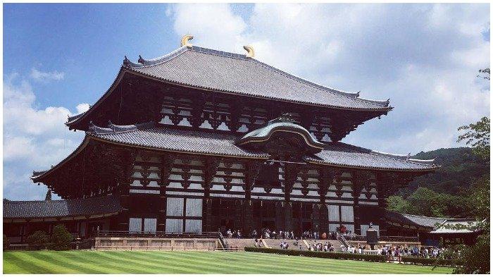 Liburan ke Jepang, Jangan Lupa Kunjungi 7 Kuil Budha Tercantik Ini