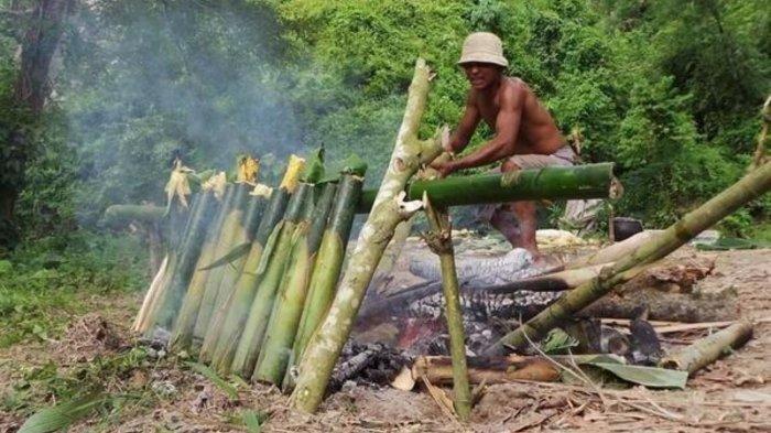Lezatnya Cincang Bohan, Kuliner Trasidional Khas Suku Karo yang Dimasak dengan Cara Unik