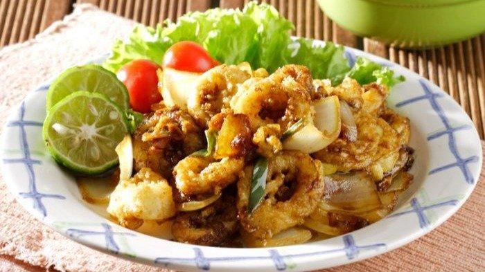 Resep Cumi Goreng Mentega, Hidangan Enak untuk Lauk Makan Malam