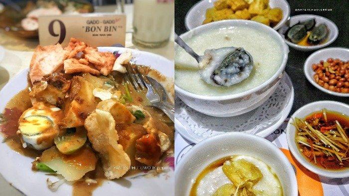 7 Tempat Makan Terbaik di Jakarta yang Cocok untuk Sarapan, Jangan Lupa Mampir ke Bubur Kwang Tung