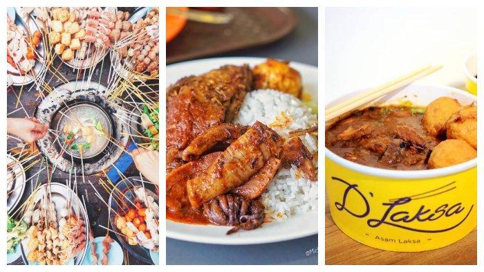 7 Kuliner Kaki Lima Murah dan Enak di Malaysia yang Ramah Kantong