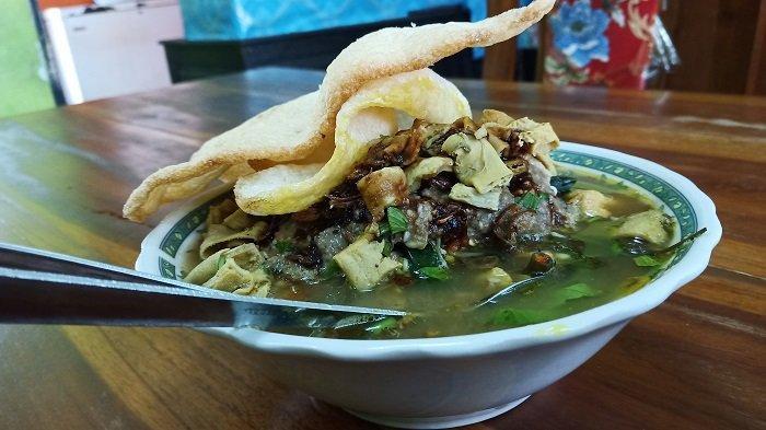 Kuliner khas Banyuwangi, Rujak Soto