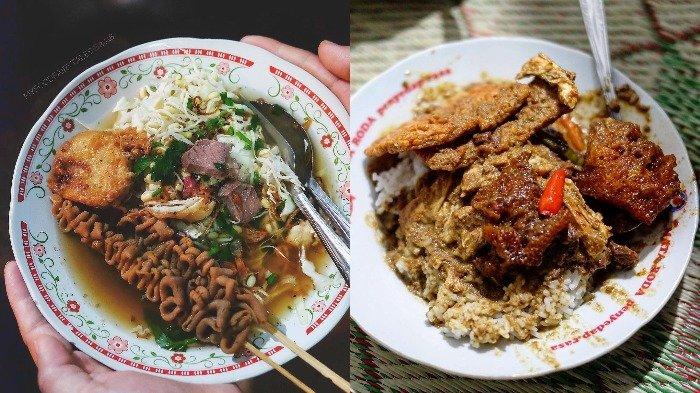 5 Kuliner yang Bisa Dinikmati Saat Tengah Malam di Jogja, Nasi Rames Demangan Bikin Nagih