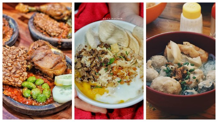 7 Kuliner Malam Enak dan Murah di Surabaya, Ada Sego Sambel Mak Yeye Bagi Pecinta Pedas