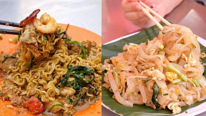 Ilustrasi kuliner Medan