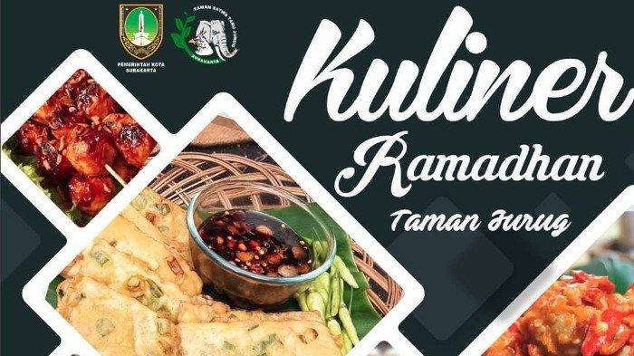 Jurug Solo Zoo Adakan Kuliner Ramadhan, Harga Tiket Masuk Gratis, Catat Jadwalnya