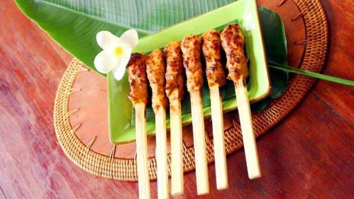 5 Kuliner Khas Bali Favorit Wisatawan, Lezatnya Sate Lilit Cocok Jadi Santapan Makan Malam