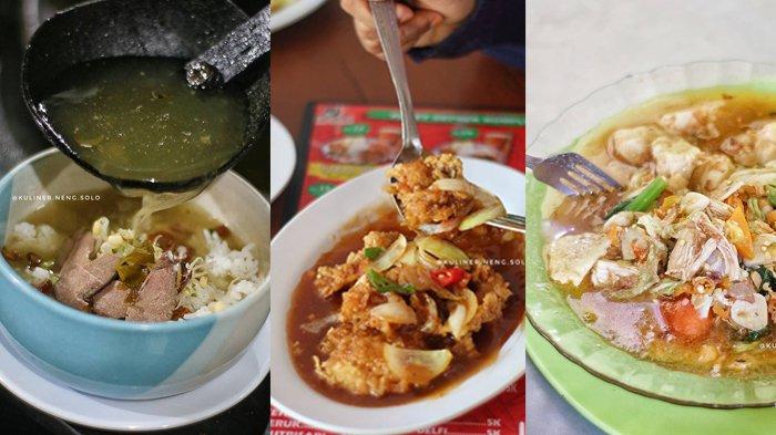 4 Hidangan Berkuah yang Wajib Dicicipi Saat Liburan di Solo