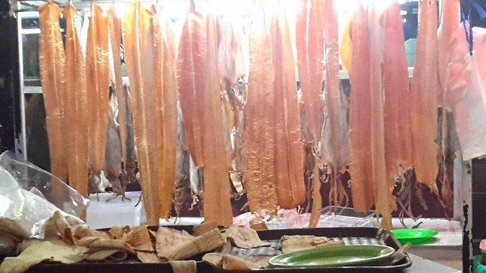 Uniknya Proses Pembuatan Sotong Pangkong, Kuliner Favorit Masyarakat Pontianak saat Bulan Ramadan