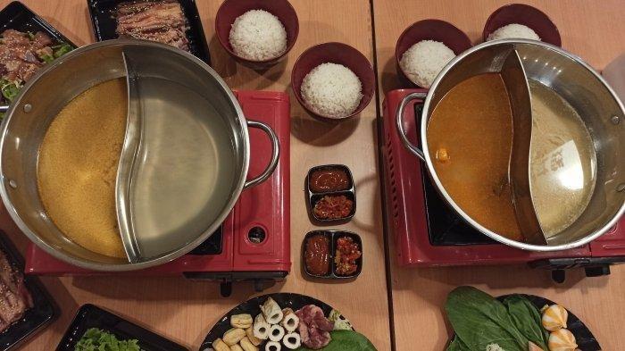 Kedai Makio Bandung Sajikan Menu Suki dan Gril, Cocok Disantap saat Musim Hujan