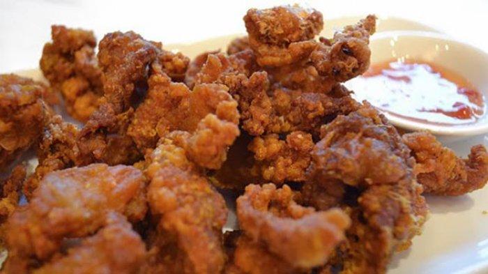 Agar Tidak Berminyak, Inilah 6 Tips Membuat Kulit Ayam Krispi, Gurih dan Lezat