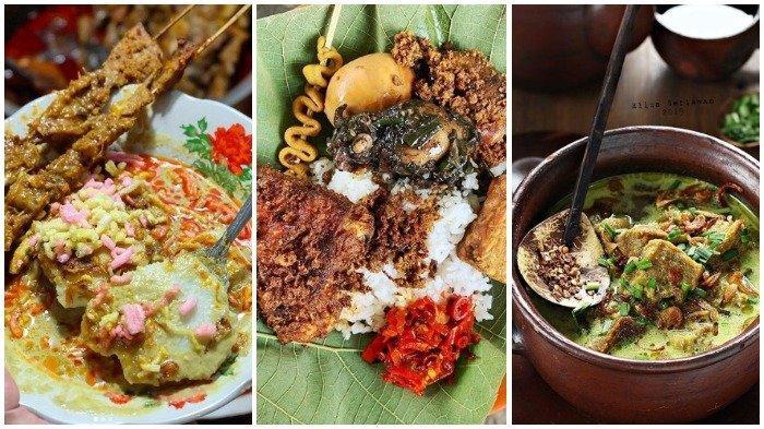 Info Mudik 2019 - 5 Kuliner di Jalur Mudik Brebes-Cirebon, Ada Kupat Glabed hingga Empal Gentong