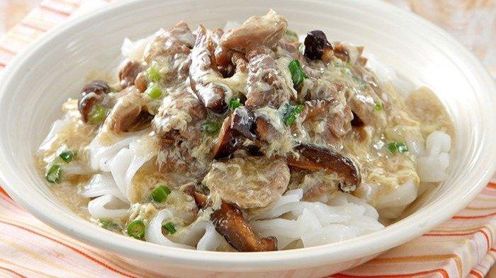 Resep Kwetiau Siram Daging Sapi, Cocok untuk Menu Makan Malam