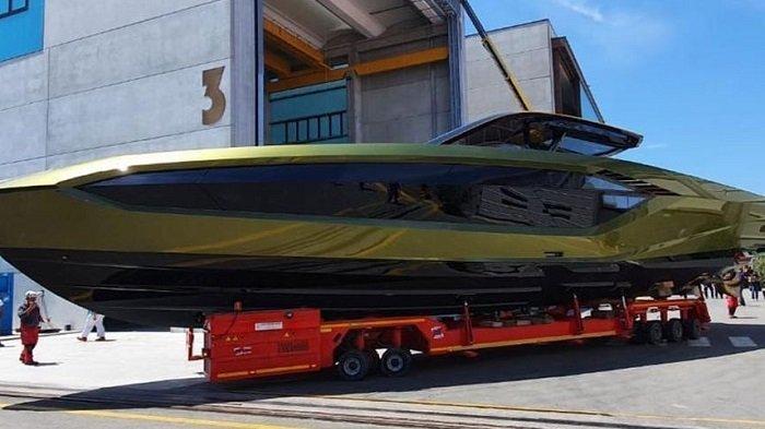 Conor McGregor Punya Kapal Yacht Lamborghini Mewah, Harganya Capai Rp 51 Miliar