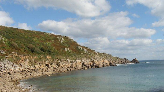Lamorna Cove di Cornwall