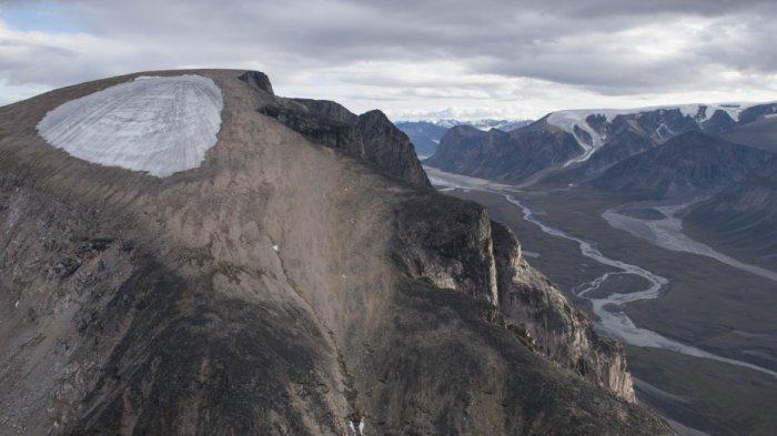 Gletser Mencair di Kawasan Arktik di Kanada Ungkap Keberadaan Lanskap Kuno Berusia 40 Ribu Tahun