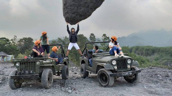 Lava Tour Merapi, Alternatif Wisata Ekstrem di Yogyakarta