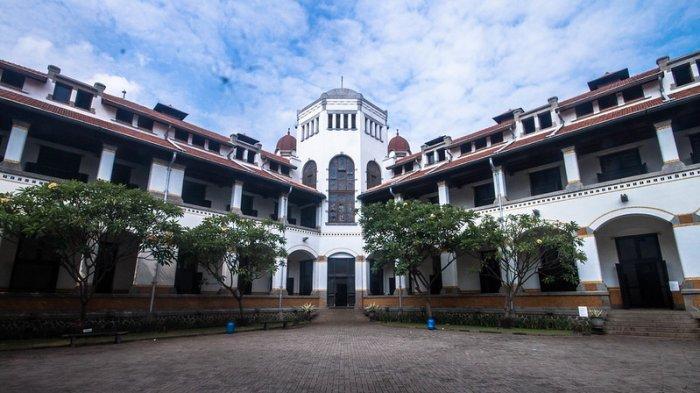 Harga Tiket Masuk Lawang Sewu Terbaru 2021, Wisata Sejarah di Semarang