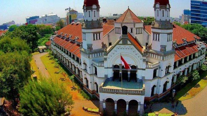 Semarang Jadi Kota Wisata Terbersih di Asia Tenggara