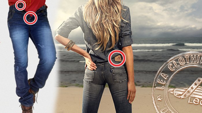 Lea Jeans, Produk Asli Indonesia atau Amerika? Simak Juga 3 Cara Membedakan Celana Lea KW dan Asli