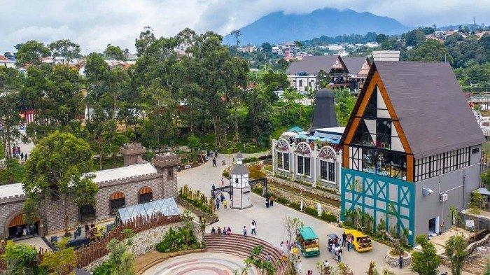 Tetap Buka Selama PSBB, Ini Harga Tiket Masuk Lembang Park & Zoo