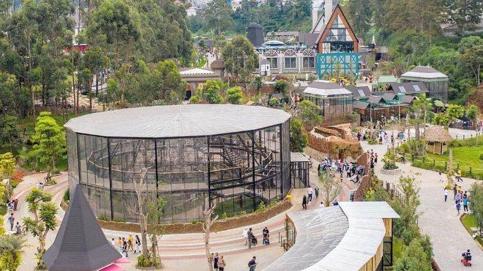 Panduan Rute Menuju Lembang Park & Zoo, Cek Juga Harga Tiket Masuk Terbaru 2021