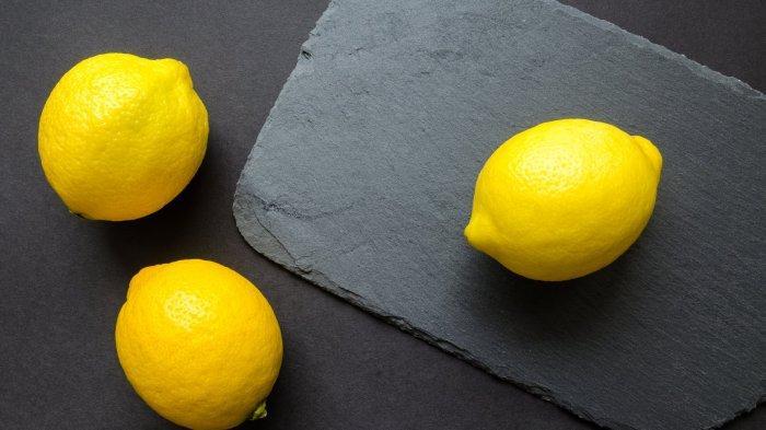 Ilustrasi buah lemon