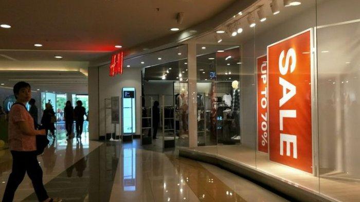 Mall dan Pusat Perbelanjaan di Wilayah PPKM Level 4 Boleh Buka, Pengunjung Wajib Punya Kartu Vaksin