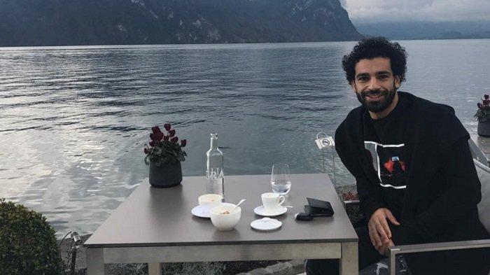 7 Cara Menikmati Liburan alaStriker Liverpool, Mohamed Salah