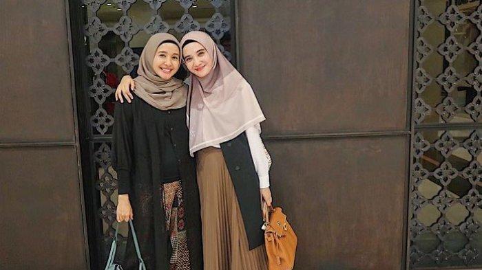 Liburan Bersama ke Amerika Serikat, Zaskia Sungkar dan Laudya Cynthia Bella Tak Ditemani Suami