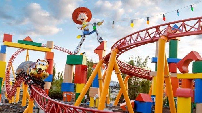 5 Fakta Unik Disney World, Termasuk Larangan Bawa Balon ke Animal Kingdom